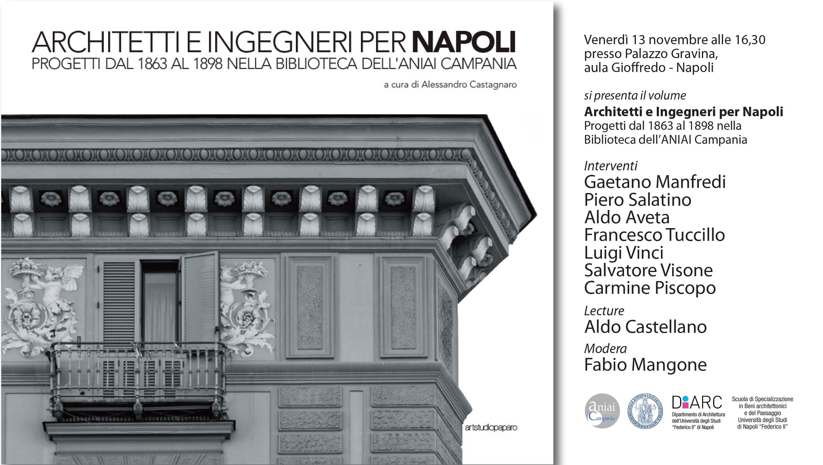presentazione Architetti e Ingegneri per Napoli