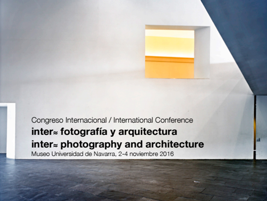 CALL for PAPERS, Navarra 2016 – inter≈ photography and architecture