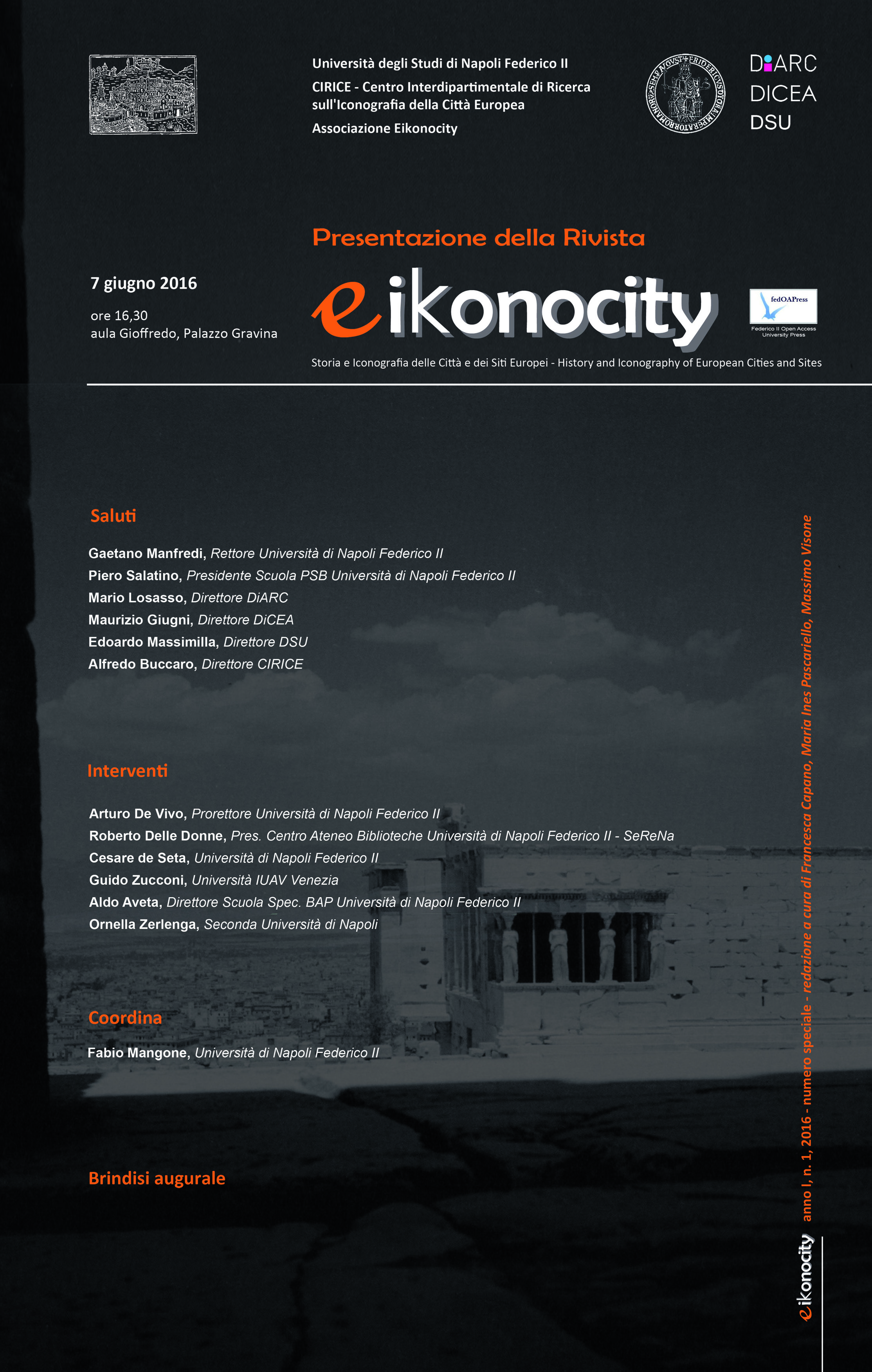 Presentazione EIKONOCITY