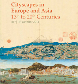 Cityscapes in Europe and Asia (13th to 20th Century)