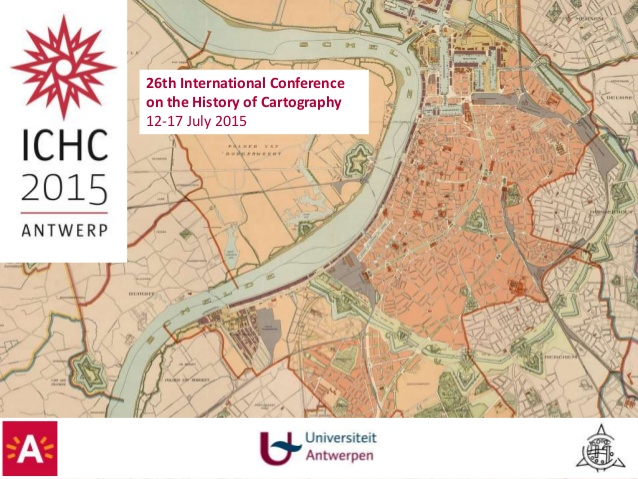 the 26th International Conference on the History of Cartography