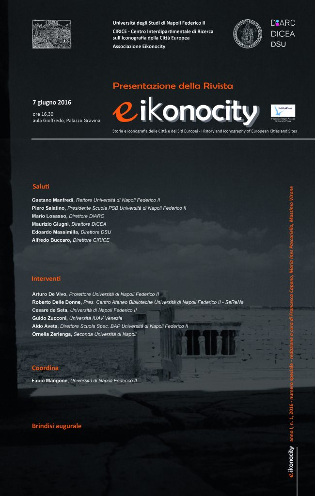Presentazione Eikonocity 7 giugno 2016