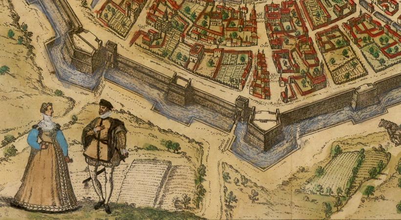 Le guide di città fra il XVI e il XVIII secolo: arte, letteratura e topografia
